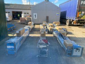 ISN Europe National Distribution Centre